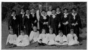 thurgarton church choir