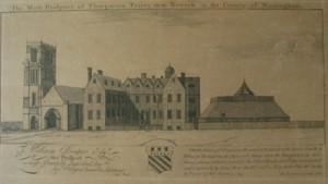 Buck's print 1726