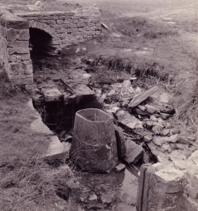 sheepdip before restoration 1940s