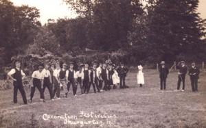 2 coronation day 1911