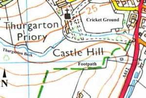 castle hill map 1