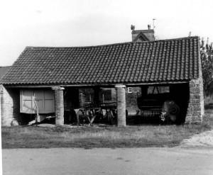 manor farm  cart barn