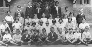 village school 1935
