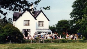 Garden Fete at the Old Rectory