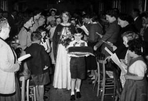 Kathleen Bowley 1956