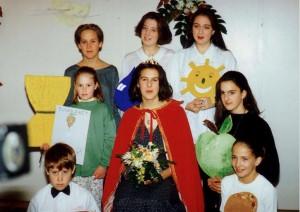 Sarah Mills Late 1990s